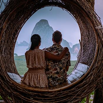 Honeymoon like no other